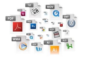 Форматы файлов. Типы файлов. Расширения файлов
