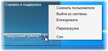 Как включить спящий режим в Windows 7