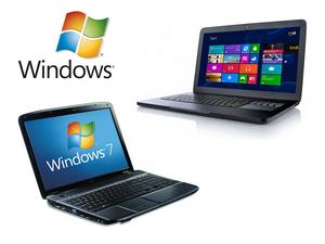 Как перустановить Windows на ноутбуке
