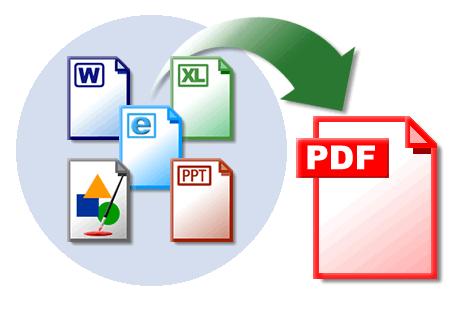 Как сохранять документы в PDF