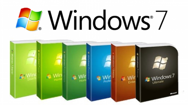 Семейство Windows 7