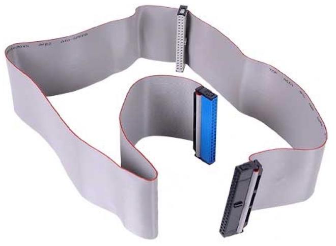 Интерфейсный кабель IDE