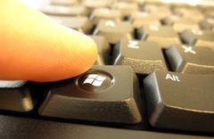 Горячие клавиши на клавиатуре