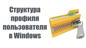 папка documents and settings